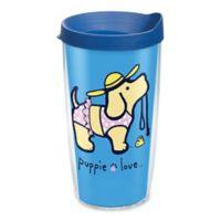 Tervis® Puppie Love Bikini Puppy 16 oz. Wrap Tumbler with Lid