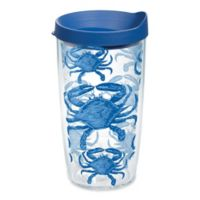 Tervis® Whimsy Blue Crab 16 oz. Wrap Tumbler with Lid