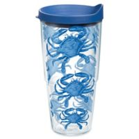 Tervis® Whimsy Blue Crab 24 oz. Wrap Tumbler with Lid