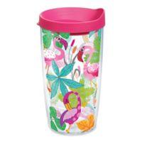 Tervis® Flamingo Fun Wrap 16 oz. Tumbler with Lid