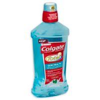 Colgate® Total® 33.8 fl. oz. 12 HR Pro-Shield™ Mouthwash in Clean Mint