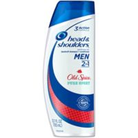 Head and Shoulders® 23.7 fl. oz. 2-in-1 Men's Old Spice Dandruff Shampoo and Conditioner