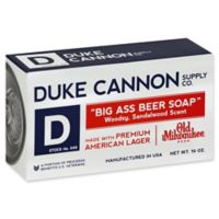 Duke Cannon Supply Co. 10 oz. Big Ass Beer Soap in Woodsy Sandlewood Scent