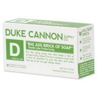 Duke Cannon 10 oz. Supply Co. Big Ass Brick of Soap in Smells Like Victory