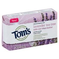 Tom's of Maine® 5 oz. Beauty Bar Soap in Lavender Tea Tree