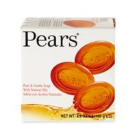 Pears® 3-Pack 3.5 oz. Pure & Gentle Soap with Natural Oils