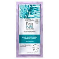 L'Oréal® Paris EverPure Deep Moisture Hair Sheet Mask Steam Treatment