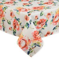 Fiesta® Floral Bouquet 60-Inch x 84-Inch Oblong Tablecloth