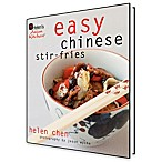 """Easy Chinese Stir-Fries"" by Helen Chen"