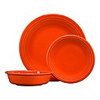 Fiesta® 3-Piece Classic Place Setting in Poppy