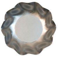 Sophistiplate™ 30-Count Petalo Paper Dessert Bowls in Satin Silver
