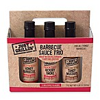 Just Grillin 3-Pack BBQ Set