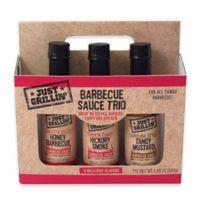 Just Grillin 3-Pack BBQ Set