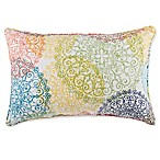 Doily Outdoor Rectangular Indoor/Outdoor Throw Pillow