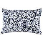 Tachenda Outdoor Oblong Throw Pillow in Indigo