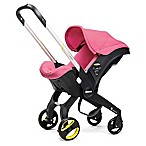 Doona™ Infant Car Seat/Stroller with LATCH Base in Pink