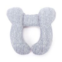 Perry Mackin® Infant Organic Cotton Neck Pillow in Blue