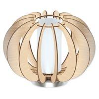 Eglo Stellato Table Lamp in Maple