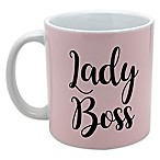 """Lady Boss"" 22 oz. Mug"