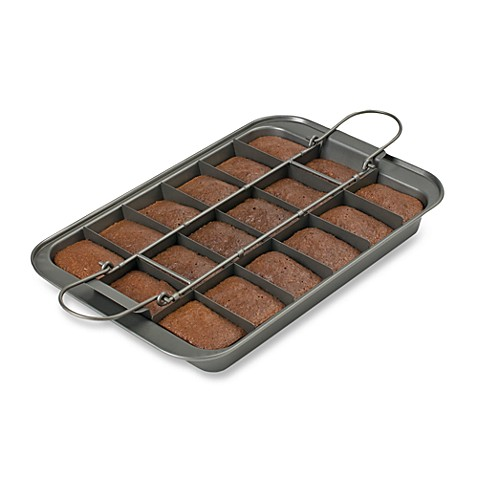 Chicago Metallic Slice Solutions 9 Inch X 13 Inch Brownie