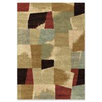 ca9567d62c37 Orian Rugs Wild Weave Rampart 5 3 x 7 6 Multicolor Area Rug