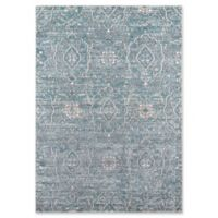"Momeni Brooklyn Heights BH-07 5' 3"" x 7' 6"" Area Rug in Blue"