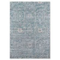 "Momeni Brooklyn Heights BH-07 7' 10"" x 9' 10"" Area Rug in Blue"