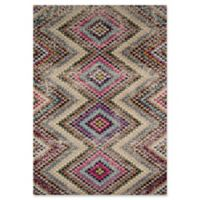 Momeni Casa Chevron Multicolor 2' x 3' Accent Rug