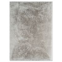 Momeni Enchanted Shag 7'6 x 9'6 Area Rug in Grey