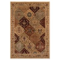 "Momeni Belmont 3' 11"" x 5' 7"" Accent Rug in Burgundy"