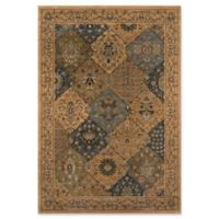 """Momeni Belmont 3' 11"""" x 4' 7"""" Accent Rug in Blue"""