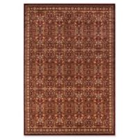 Momeni Belmont 3'11 x 5'7 Area Rug in Red