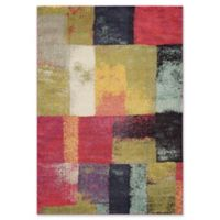 Momeni Casa Patchwork Multicolor 2' x 3' Accent Rug