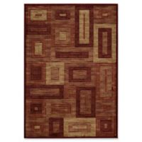 Momeni Dream 2' x 3' Accent Rug in Red