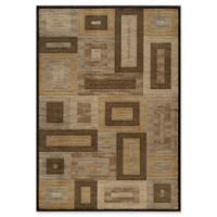 Momeni Dream 2' x 3' Accent Rug in Brown