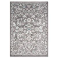 "Momeni Brooklyn Heights BH-05 5' 3"" x 7' 6"" Area Rug in Grey"