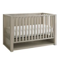 Bassettbaby® PREMIER Space Saver Destin 4-in-1 Convertible Crib in Taupe