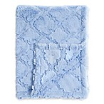 Baby Laundry® Plush Baby Blanket in Blue