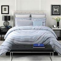 Vince Camuto® Valero Full/Queen Comforter Set in Blue