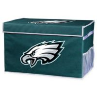 NFL Philadelphia Eagles Large Collapsible Storage Foot Locker