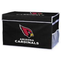 NFL Arizona Cardinals Large Collapsible Storage Foot Locker