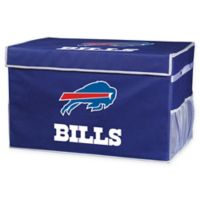 NFL Buffalo Bills Large Collapsible Storage Foot Locker