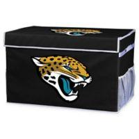 NFL Collapsible Jacksonville Jaguars Large Storage Foot Locker