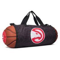 NBA Atlanta Hawks Basketball to Duffle Bag