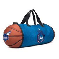 NBA Charlotte Hornets Basketball to Duffle Bag