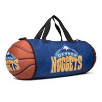 NBA Denver Nuggets Basketball to Duffle Bag