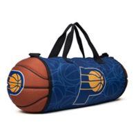 NBA Indiana Pacers Basketball to Duffle Bag