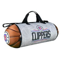 NBA Los Angeles Clippers Basketball to Duffle Bag