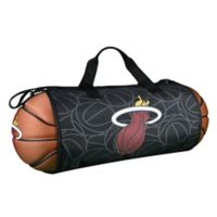 NBA Miami Heat Basketball to Duffle Bag