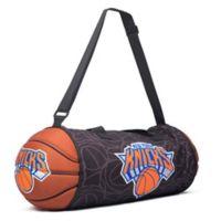 NBA New York Knicks Basketball to Duffle Bag